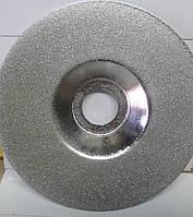Алмазный шлифовальный круг по стеклу 125*22
