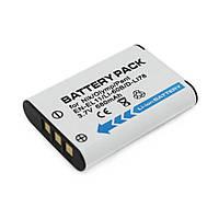 Аккумулятор для фотоаппаратов Pentax - аккумулятор D-Li78 (EN-EL11, Li-60B, DB-80, DB-L700-H) - аналог 680 ма