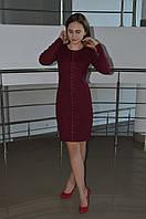 Женское трикотажное платье с Турция, фото 1