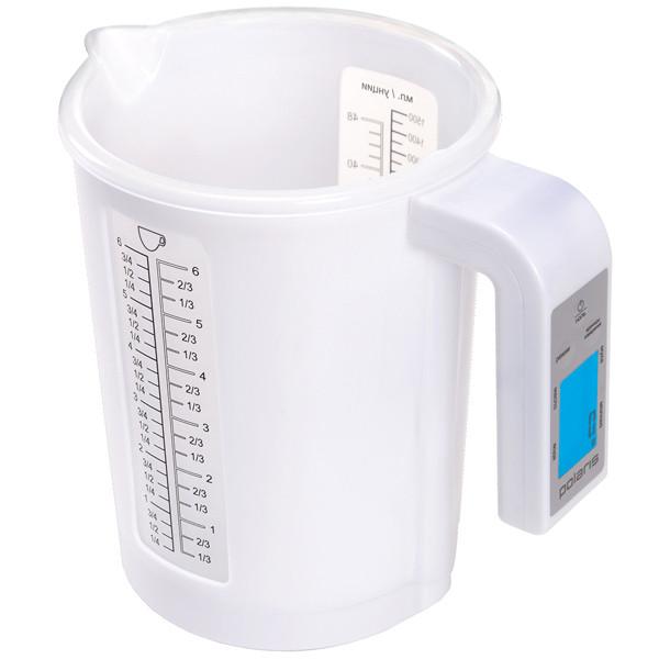 Кухонные весы с чашей Polaris PKS-0521 DL