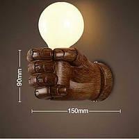 Светодиодная лампа Настенные светильники,Рустикальный Резина 04675703