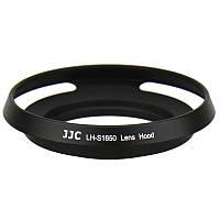Бленда JJC LH-S1650 для объективов PENTAX Standard Zoom 5-15mm f/2.8-4.5 AL, Standard Prime 8,5 mm f/1.9 AL