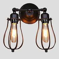 Светодиодная лампа Настенные светильники,Рустикальный Металл 04499404