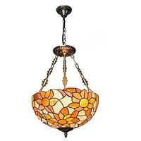 Подвесные лампы ,  Тиффани Прочее Особенность for Мини МеталлГостиная Спальня Столовая Кухня Кабинет/Офис Детская Прихожая Игровая 04980753