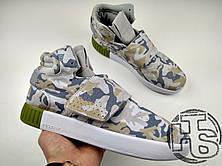 Мужские кроссовки реплика Adidas Originals Tubular Invader Strap Camo BB8394, фото 2