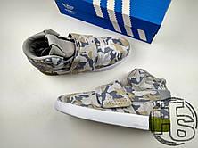Мужские кроссовки реплика Adidas Originals Tubular Invader Strap Camo BB8394, фото 3