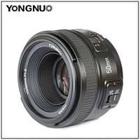 Объектив YONGNUO YN50MM 50 mm F/1.8 для Nikon