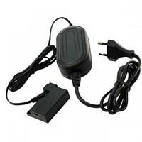 Сетевой адаптер питания ACK-E12 для Canon EOS M, EOS M2, 100D - питание камеры от сети