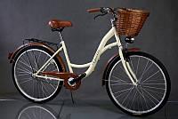"Велосипед городской Goetze28"" Eco + корзина + фары"