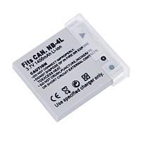 Аккумулятор NB-4L (аналог) для фотоаппаратов CANON - 1400 ma