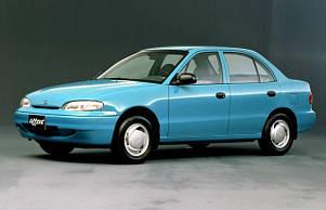 Тюнинг Hyundai Accent 1994-1999
