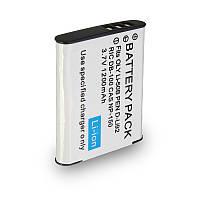Аккумулятор для фотоаппаратов PENTAX - аккумулятор D-Li92 (Li-50B, NP-150, VW-VBX090) - аналог на 1200 ма