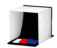 Лайтбокс (light box) для предметной фотосъемки (макросъемки) 60 х 60