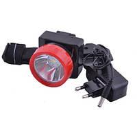 Ліхтар на лоб SX-006 шахтарський, фото 2