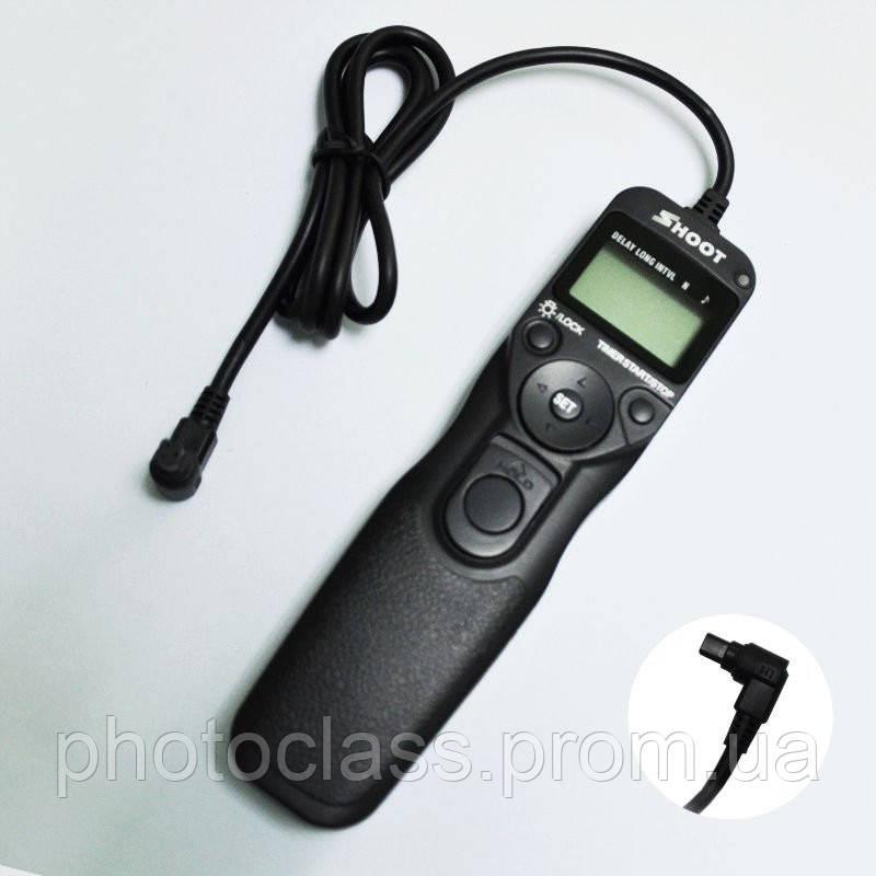 Пульт ДУ SHOOT с таймером и LCD RS-80N3 CANON 5D, 5D Mark II, 5D Mark III, 7D, 6D, 10D, 20D, 30D, 40D, 50D - Аккумуляторы, фотоаппараты, объективы, вспышки, студийное оборудование. в Харькове