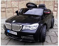 Детский электромобиль аккумуляторный Cabrio B4 Черный на пульте управления