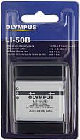 Аккумулятор для фотоаппаратов OLYMPUS - аккумулятор Li-50B
