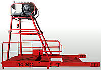 Подъемник строительный ПС 2000 с радиоуправлением