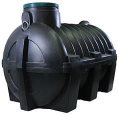 Септики, выгребные ямы для канализации, колодцы, отстойник, накопители 5000, 3000, 2000, 1000 литров