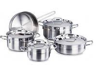 Набор посуды Korkmaz Alfa 9 предметов нержавейка (1660A)