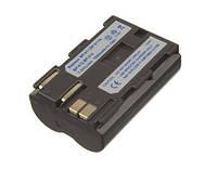 Аккумулятор для фотоаппаратов CANON 300D, 10D, 20D, 30D, 40D, 50D, 5D  - BP-511a (BP-511) - аналог - 1500 ma