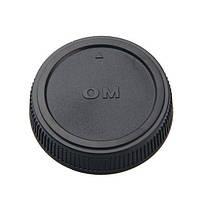 Крышка задняя для объективов OLYMPUS - байонет OM