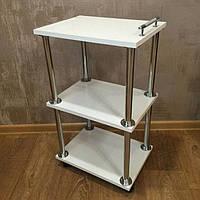 Тележка косметологическая стол на колесиках