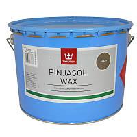 Декоративная пропитка-антисептик Tikkurila Pinjasol Wax Дуб 10л