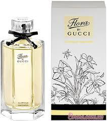 Духи женские Gucci Flora by Gucci Glorious Mandarin ( Гуччи Флора бай Гуччи Глориас Мандарин)