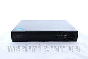 Регистратор DVR 6604N для IP камер 4-CAM (10)