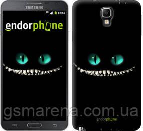 """Чехол на Samsung Galaxy Note 3 Neo N7505 Чеширский кот """"689u-136-7794"""""""