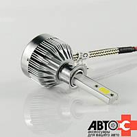 """Светодиод H7 30W 3600Lm/6000K радиатор """"V1"""" 9-30V"""