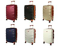 Дорожный чемодан на колесах Exclusive (большой) с кодовым замком
