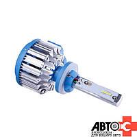 """Светодиод H7 35W 3600Lm/6000K вентилятор """"Turbo Led T1"""" 8-48V"""