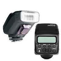 Компактная вспышка для фотоаппаратов CANON - Viltrox - JY610 II