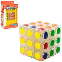 Кубик Рубика YJ8607 (72шт) 5,5-5,5-5,5см, в кор-ке, 12-20,5-6см