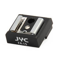 Адаптер (переходник) FA-1S горячего башмака для камер Sony NEX-3, NEX-С3, NEX-5, NEX-5N , NEX-5T , NEX-5R