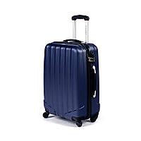 Дорожный чемодан на колесах David Jones 110 л с выдвижной ручкой