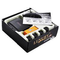 Парктроник Luxury 1001 со съемными датчиками