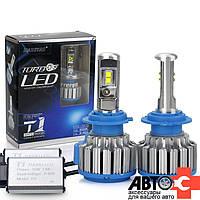 """Светодиод HB3/9005 35W 3600Lm/6000K вентилятор """"Turbo Led T1"""" 8-48V"""