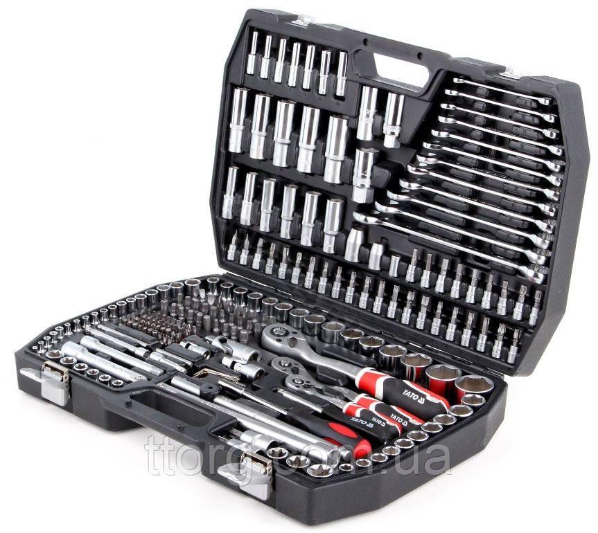 Набор инструментов YATO YT-38841 216 pcs