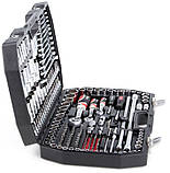 Набор инструментов YATO YT-38841 216 pcs, фото 3
