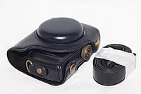 Защитный футляр - чехол для фотоаппаратов CANON G9X - черный