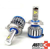 """Светодиод HB4/9006 35W 3600Lm/6000K вентилятор """"Turbo Led T1"""" 8-48V"""