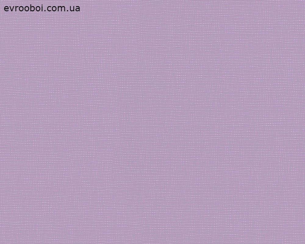 Обои однотонные, пастельного, сиреневые 238932.