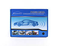 Полный комплект парктроникод для установки в авто на 4 датчика LD 3800