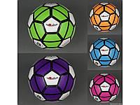 """М'яч футбольний 772-441 (100) 260-280г,32 панелі,5 кольорів ТМ""""КАЗАХСТАН"""""""