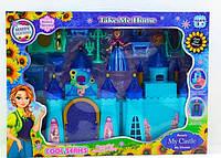 Игрушечный домик Замок принцесс Анни та ЕльзиSG2998 RI