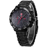 Мужские наручные часы Shark Blacknose черные