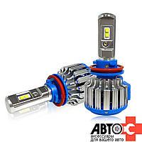 """Светодиод H11 24W 2600Lm/6000K вентилятор """"LED-300"""" 9-36V"""